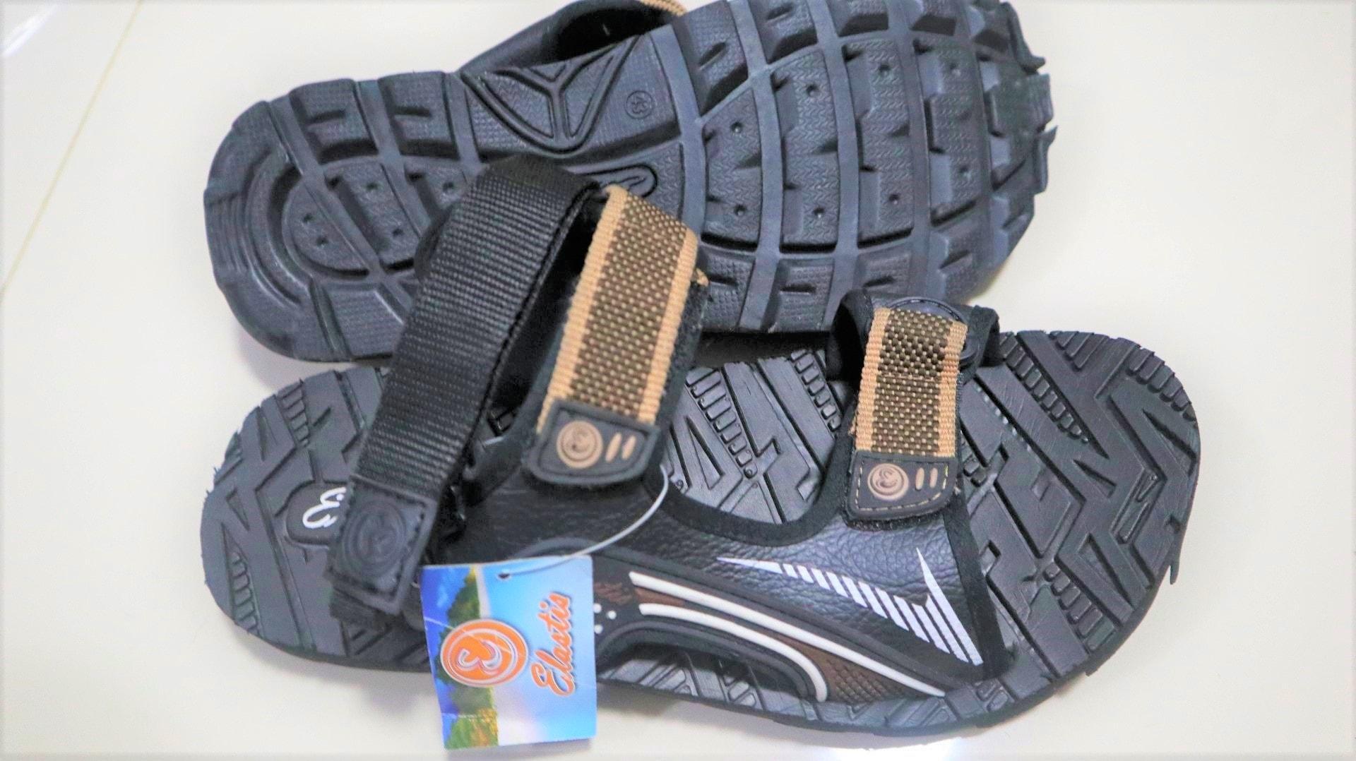 PROMO!! Sandal Gunung Elastis Sendal Jepit outdoor Ardiles Model eiger MS.02 - Cokelat Muda, 39 MURAH / DISKON