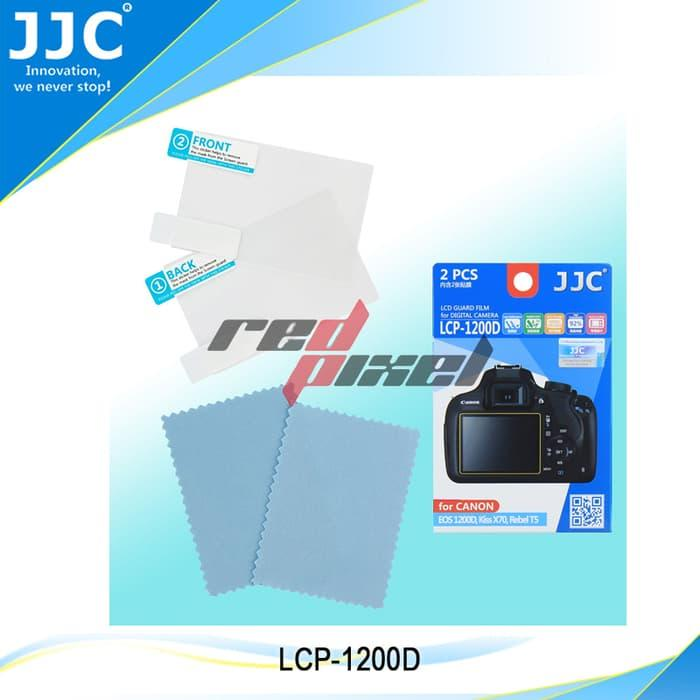Best Seller!! Jjc Lcp-1200D ~ Lcd Guard Film For Canon Eos 1200DU002F1300D - ready stock