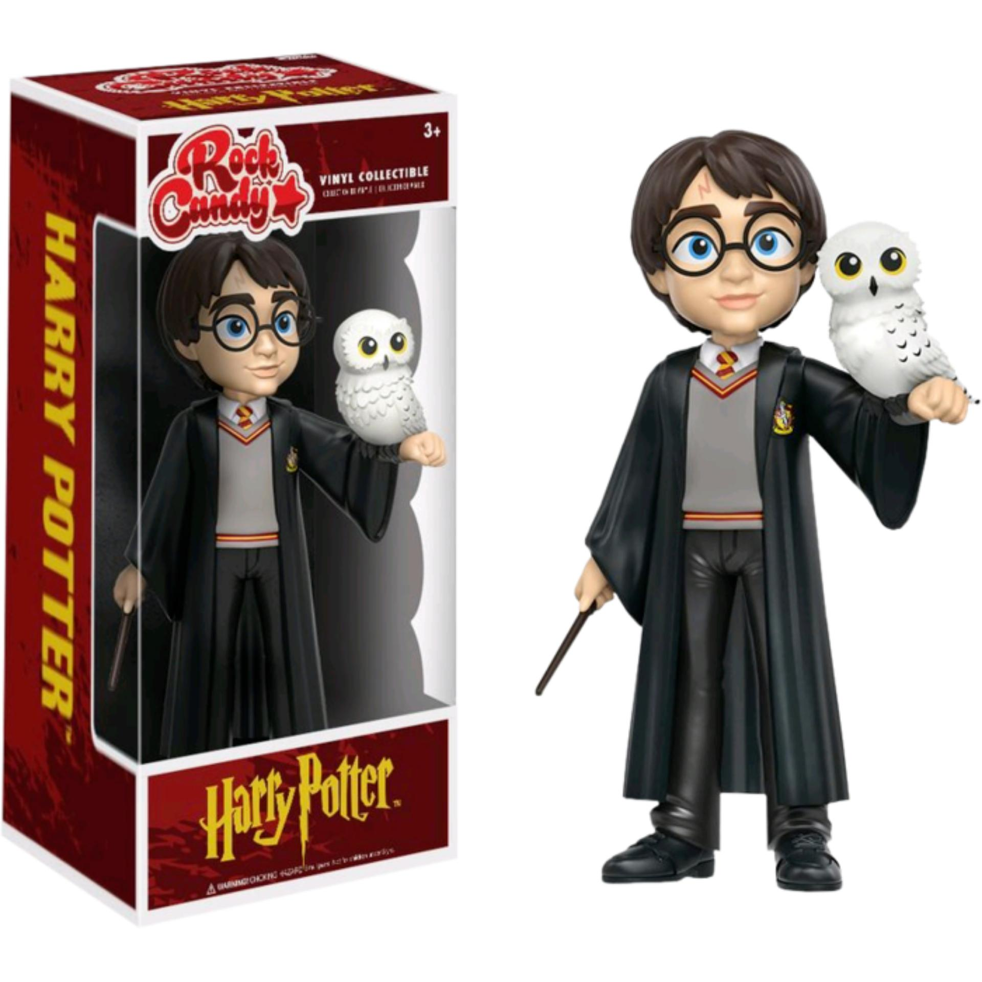 Buy Sell Cheapest Huaxian Harry Potter Best Quality Product Deals Soft Cover And The Deathly Hallows Dan Relikui Kematian Jk Rowling Funko Rock Candy