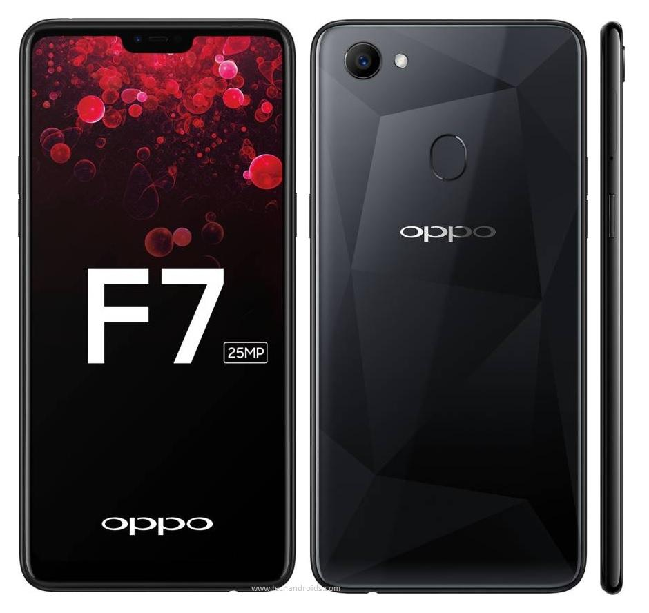 Oppo F7 Ram 4GB Memory 64GB