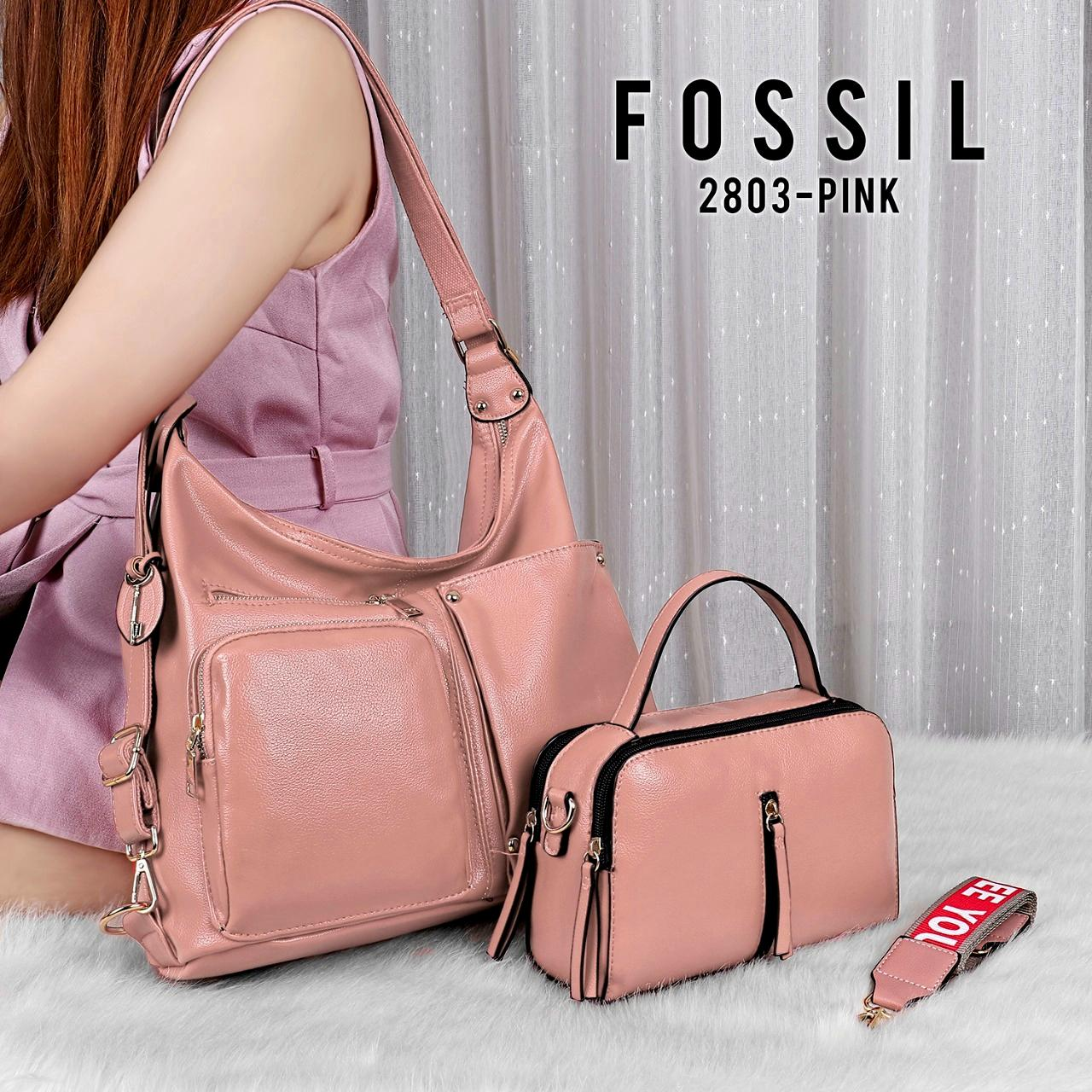 Buy Sell Cheapest Fossil Riley Hobo Best Quality Product Deals Ready Nwt Maya Brown New Bag 3 Fungsi Seri 2803
