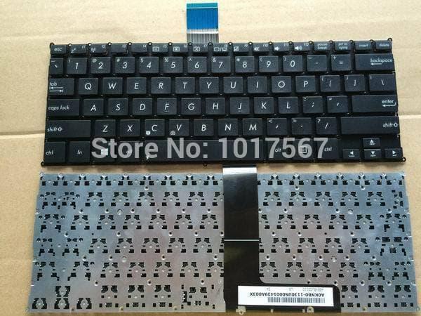 Promo Keyboard Laptop Asus X200 X200C X200CA X200M X200MA HITAM original