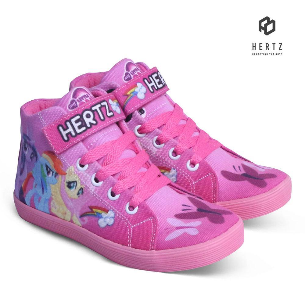 Sepatu Anak Perempuan H 2172 Sepatu Anak Keren Brand Hertz Original Model  Terbaru Harga Murah Kualitas 19d1404cc4
