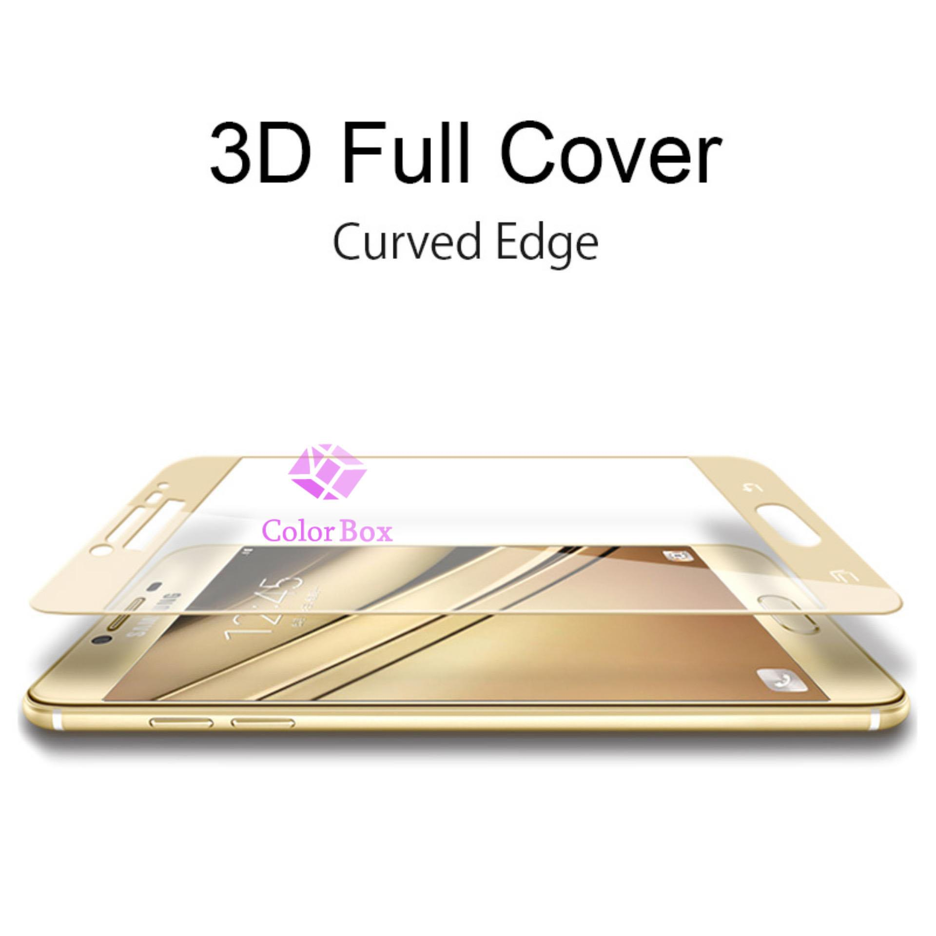 MR Screen Protector Tempered Glass Clear 9H Oppo A3S Full Screen / Temper Glass Oppo A3S
