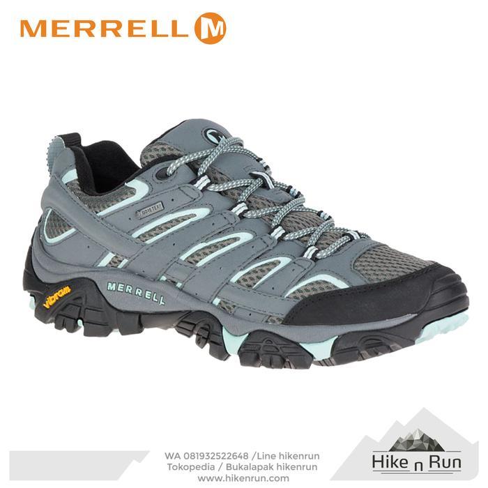 Sepatu Gunung MERRELL MOAB 2 GTX Sedona Sage J06036 Ukuran 42