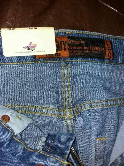 PROMO !! Celana Jeans Pria LEA 606