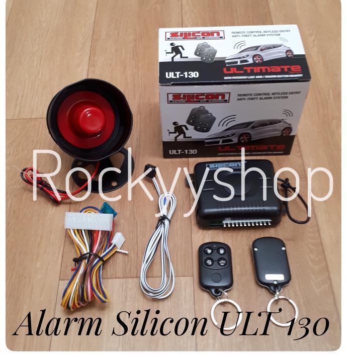 Alarm Mobil Silicon ULT 130