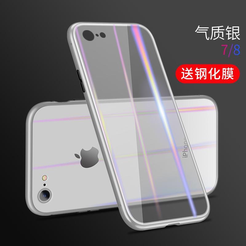Juta Chasing luar ponsel Apple casing belakang i6sp kepribadian Hard