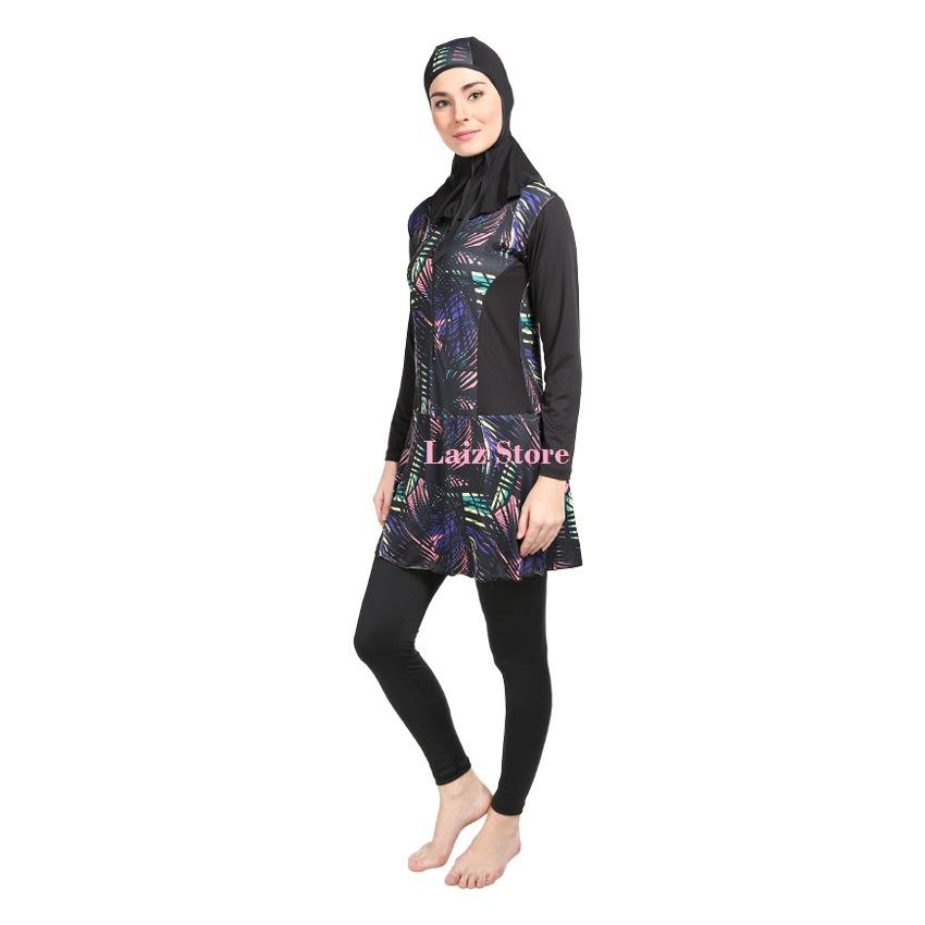 Laiz Baju Renang Muslimah RMD