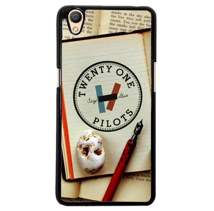 21 Pilots Stay Alive E0302 Oppo Neo 9 A37 Custom Hard Case