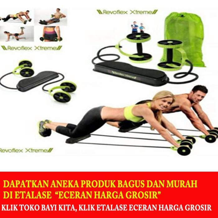 PROMO!!! Alat nge gym Revoflex - Alat Fitness Revoflex Xtreme - BTGNCy