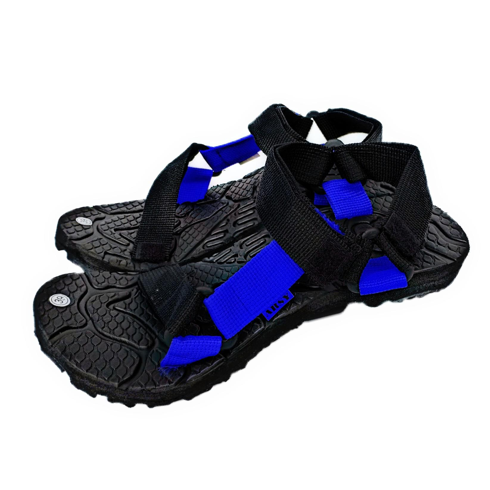 arsy collections sandal gunung pria selop - hitam 901c69498c
