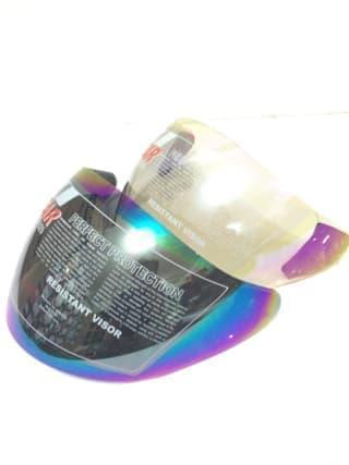 kaca Helm SNI Terbaik ink centro dan kyt dj maru galaxy merk CLEAR k