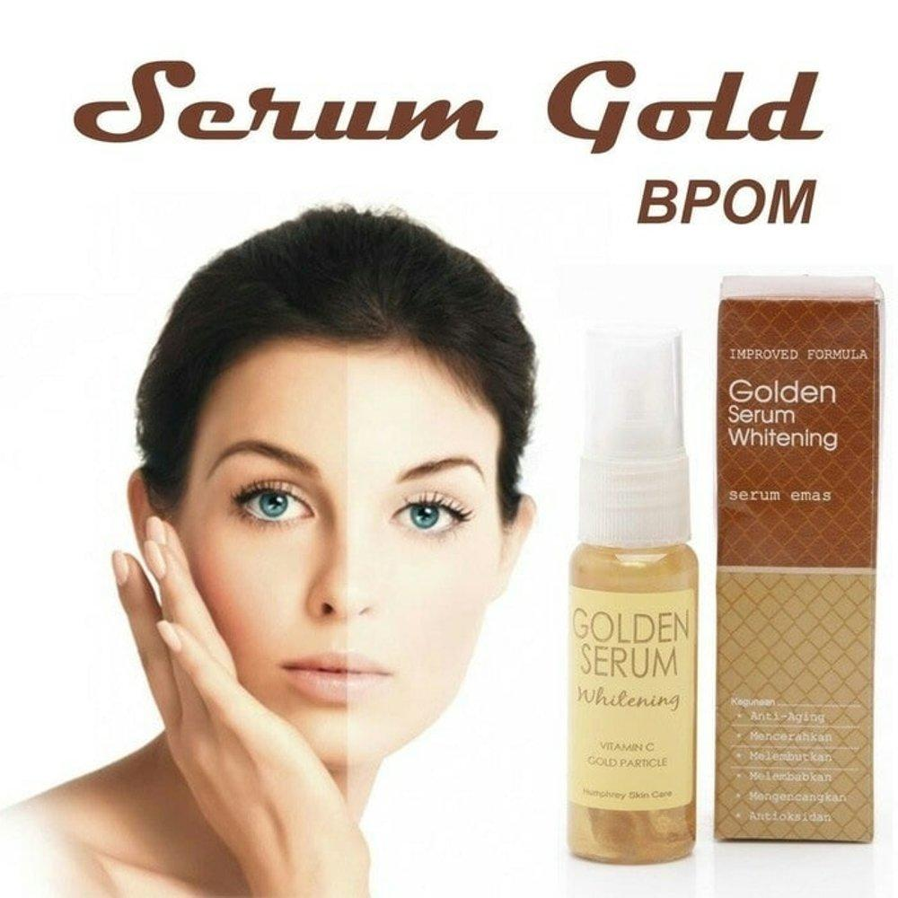 Buy Sell Cheapest Serum Anti Aging Best Quality Product Deals Inez Golden Whitening Vitamin C Collagen
