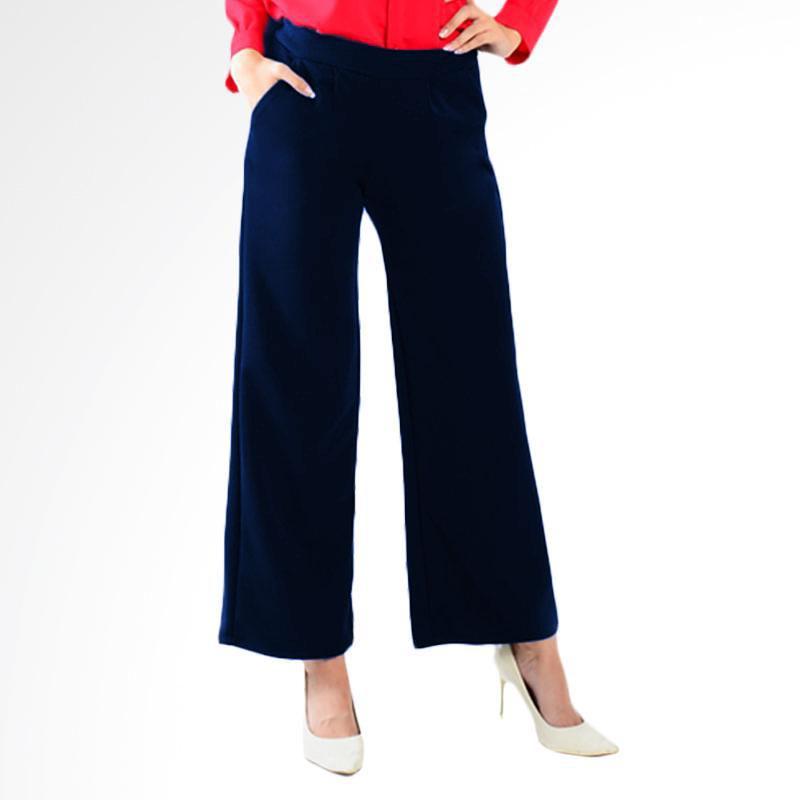 Celana Kulot Panjang Wanita / Celana Panjang Wanita / Celana Santai Wanita Mejikuu