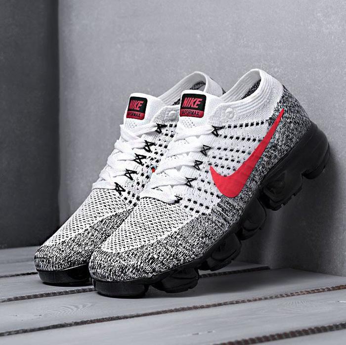 ad5f7c7ed0c30 SALE - Sepatu Air Vapormax Flyknit OG University Red Premium - Sneakers  Branded Impor Kualitas Premium