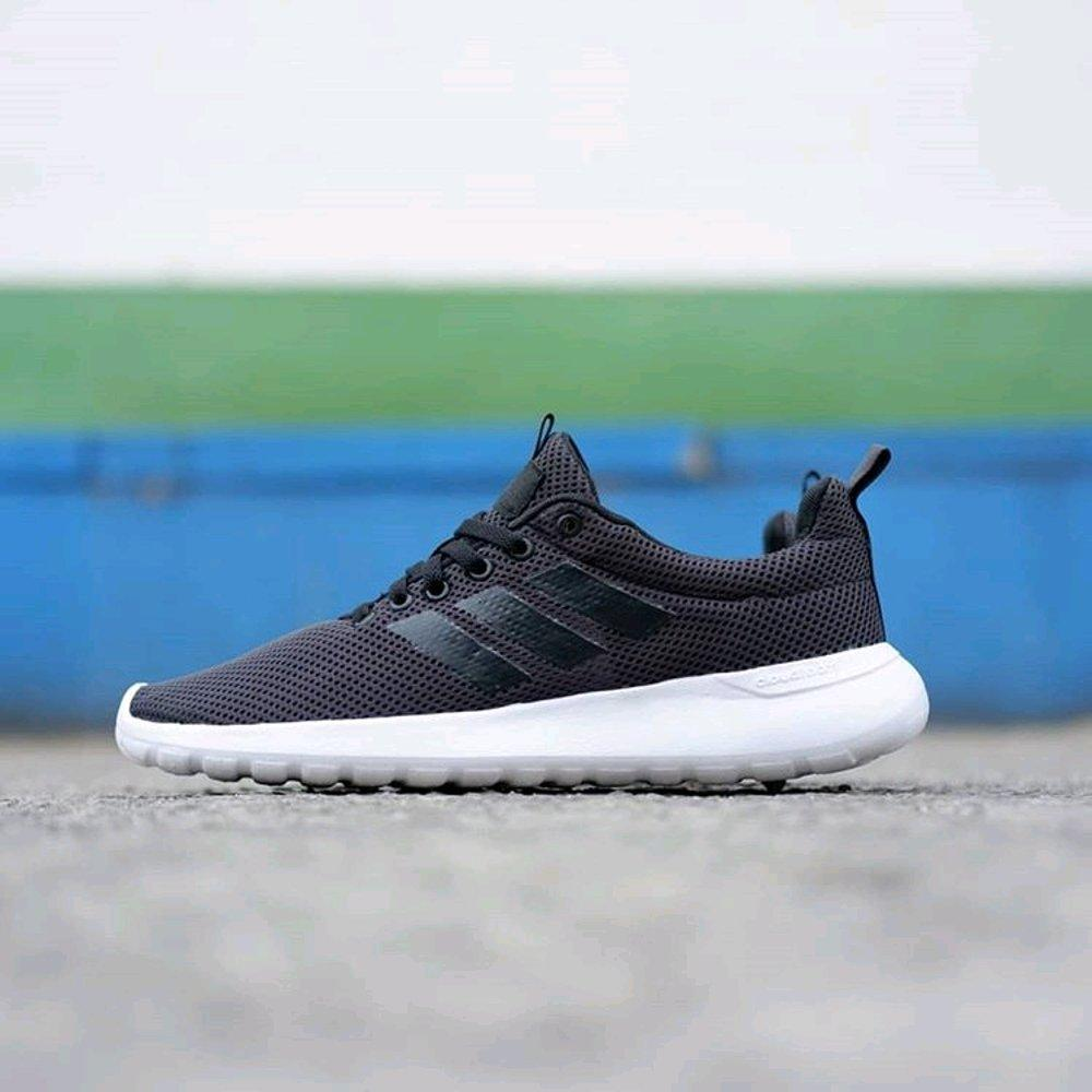 Buy Sell Cheapest Lite Racer Byd Best Quality Product Deals Sepatu Adidas Cloudfoam Black Carbon