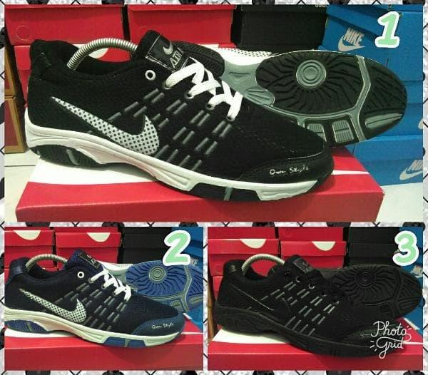 HARGA PROMO!!! PROMO Harga Special Sepatu Olahraga Lari Badminton Nike Airmax 2016 - GQmQh2