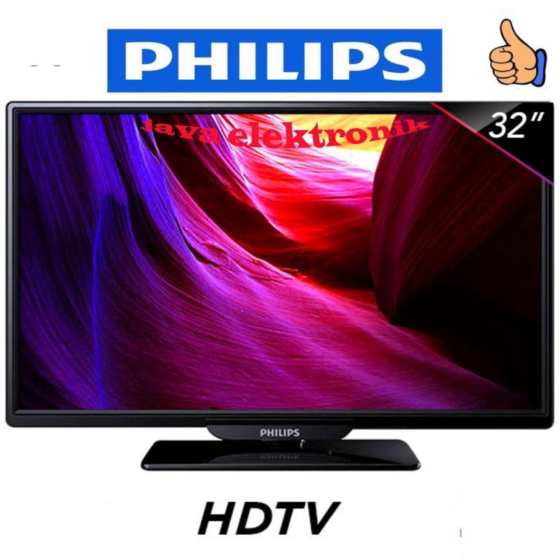 PHILIPS LED TV 32 Inch HD - 32PHA4100S garansi resmi