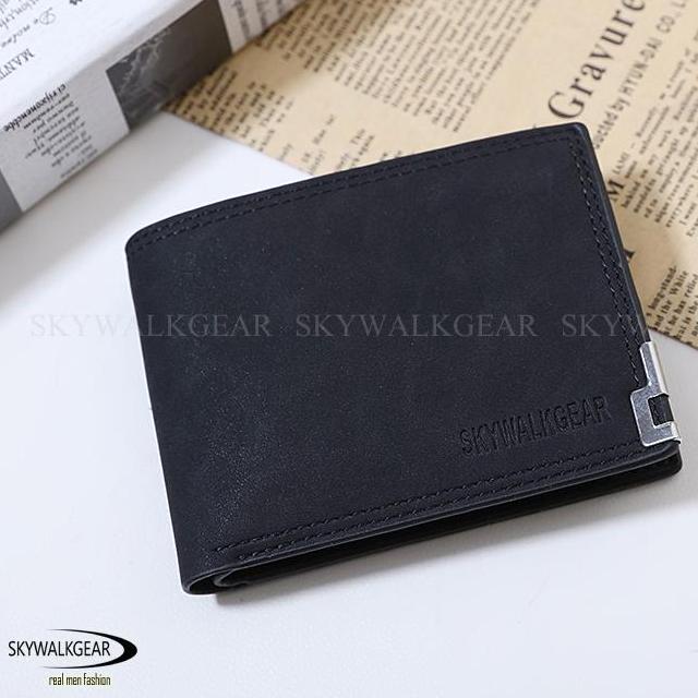 Skywalkgear Dompet Pria Multislot -  DYLAN Dompet Import Maskulin