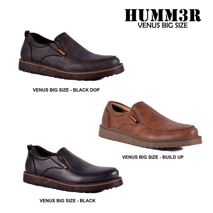 Sepatu Slip On Humm3r Venus Big Size