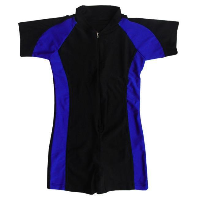 Baju Renang Diving Anak Unisex Polos 2-5 Thn