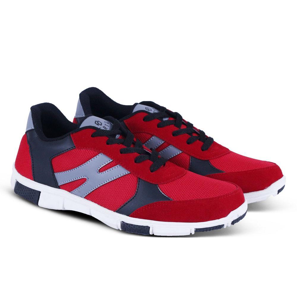 Sepatu Sneakers Olahraga Pria Running Nike Air Max Sport Tenis H 2107 Casual Hertz Original Model Terbaru Harga Murah Untuk