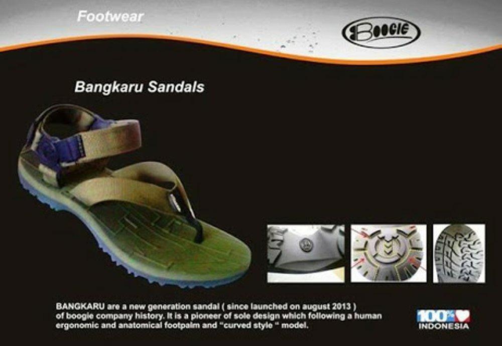 sandal gunung boogie bangkaru