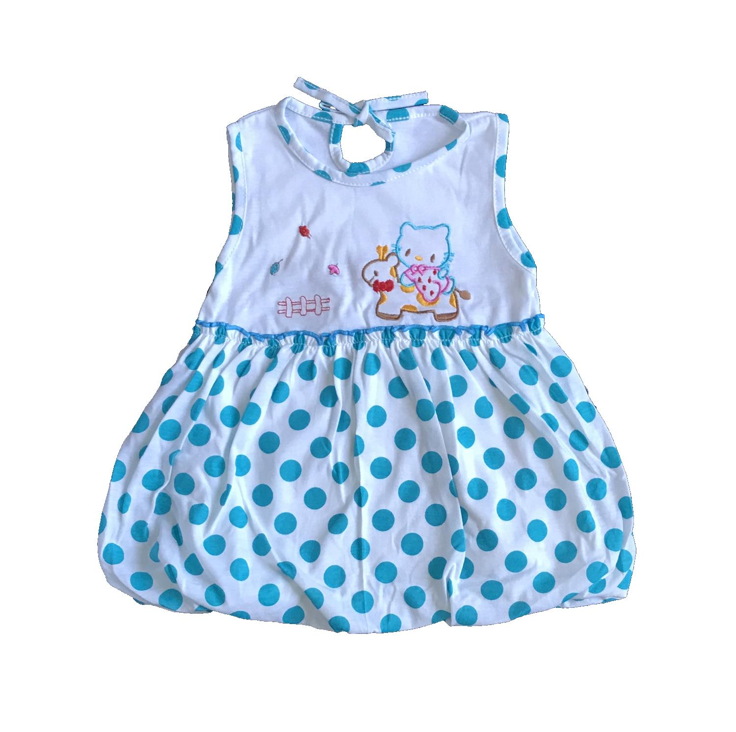 BAYIe - Baju bayi Perempuan Dress Ballon motif HELLO KITTY PLANET KIDS usia 3-12