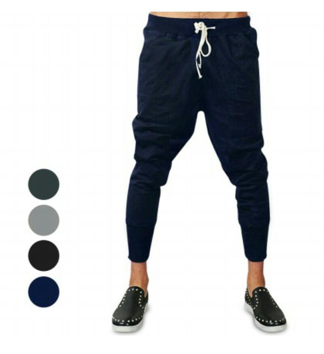 Celana Jogger Casual Training Panjang