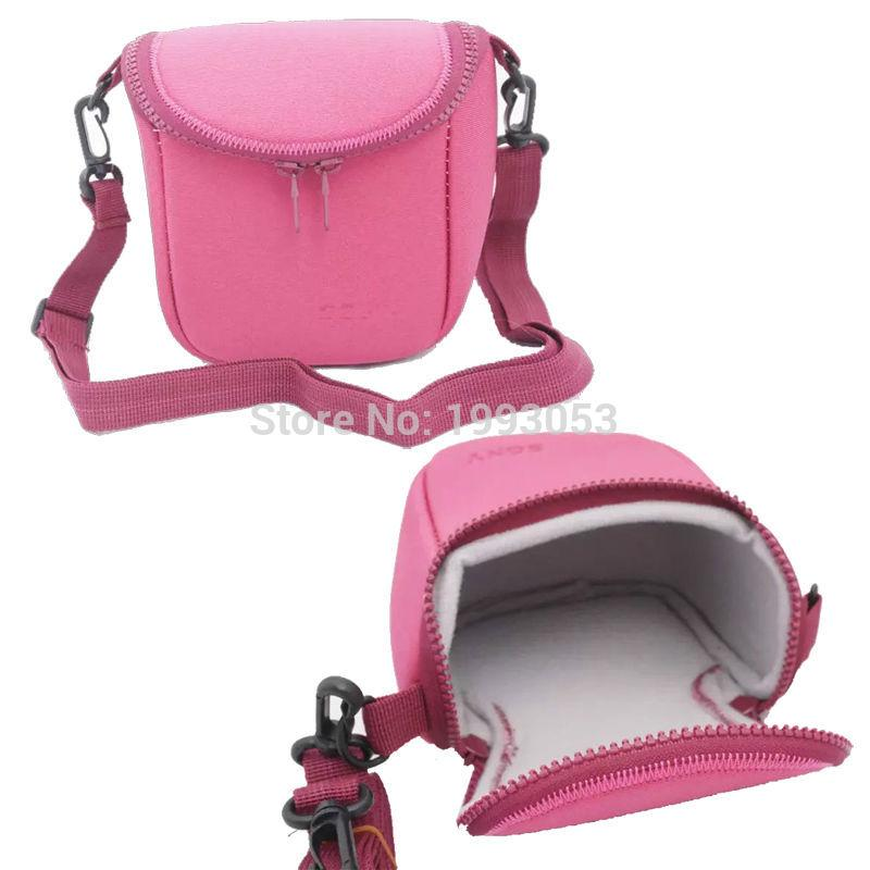 New Waterproof Soft Camera Bag Case For Fujifilm XA10 XA3XE2S XE2 XE1 XT20 XT10 X100S X100T X100F XA5 XA20 XT100 With Strap