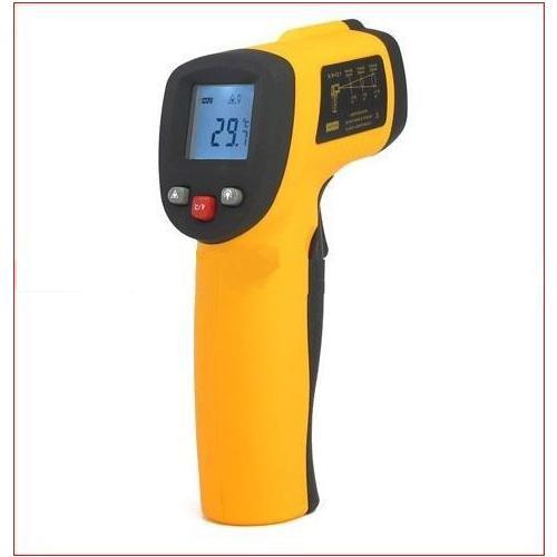 Digital Infrared Termometer / Thermometer Pengukur Suhu untuk Bayi / Dewasa