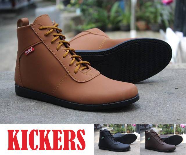 Kickers - Sepatu Casual Kickers Pria Brodo