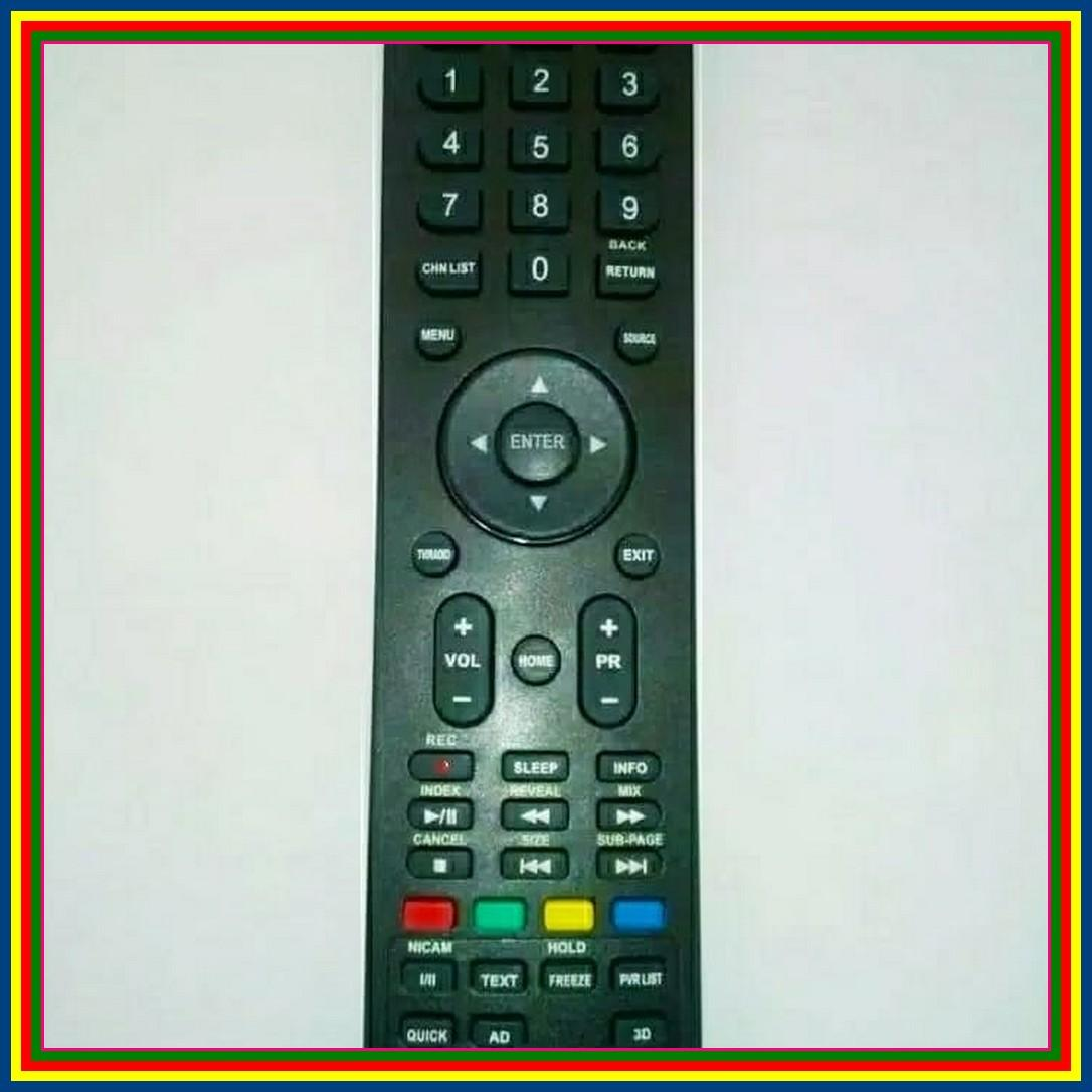 Remot Remote TV Coocaa LCD LED Digital Ori Original Asli
