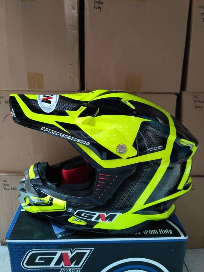 helm GM super cross motif stabilo