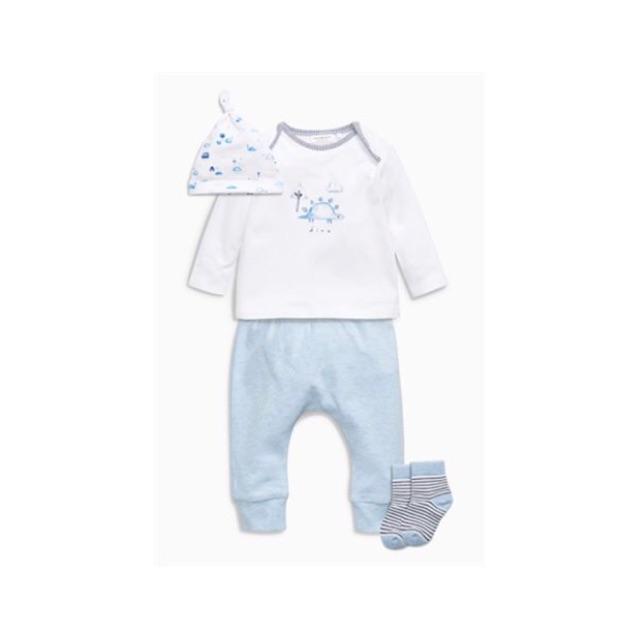 NEXT BABY Original (BOY) Setelan Baju Bayi Anak / T-Shirt Kaos & Celana Legging / Jogger