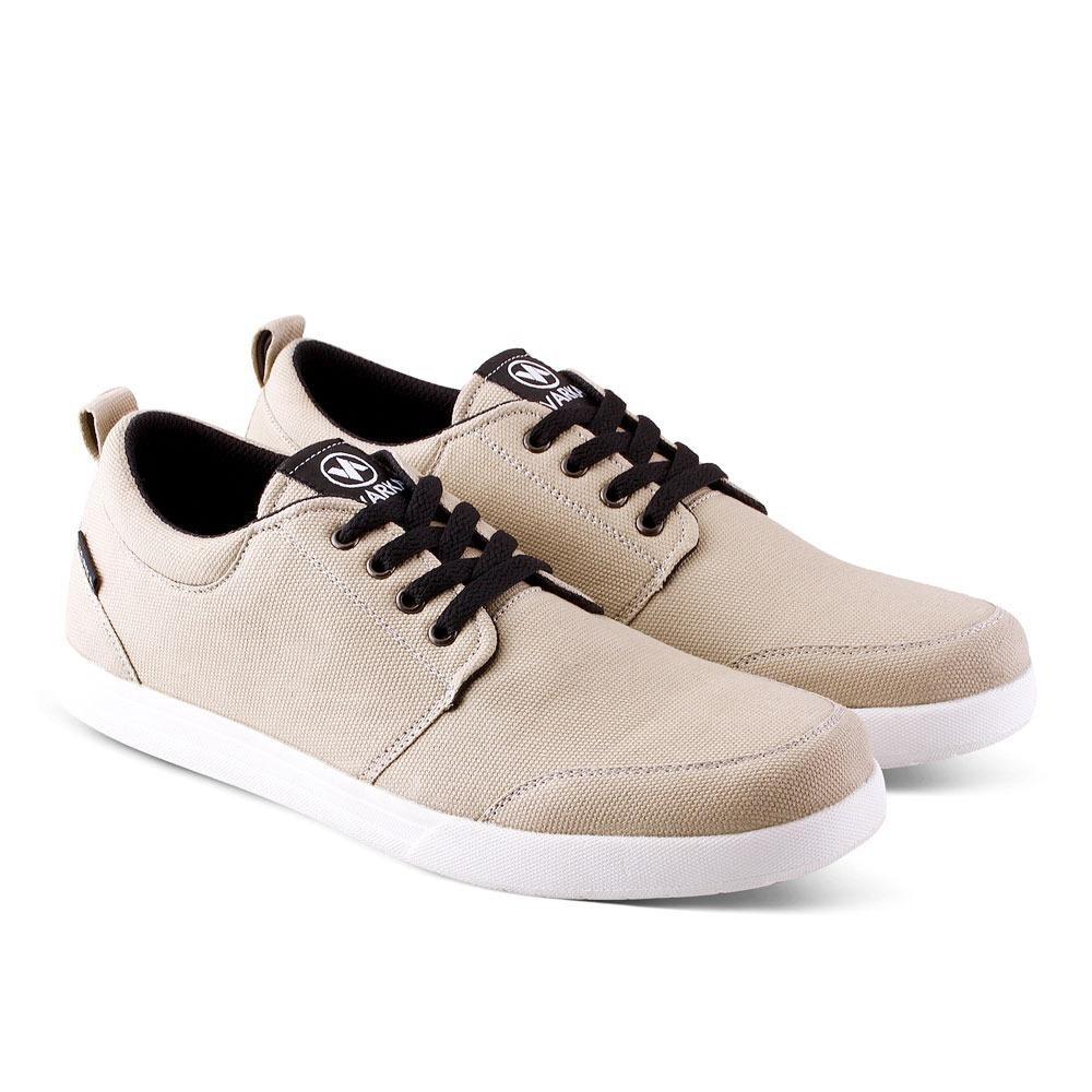 Sepatu Sneakers 526 Sepatu Kets Kasual Pria untuk jalan, santai, kuliah, sekolah ,kerja - Krem