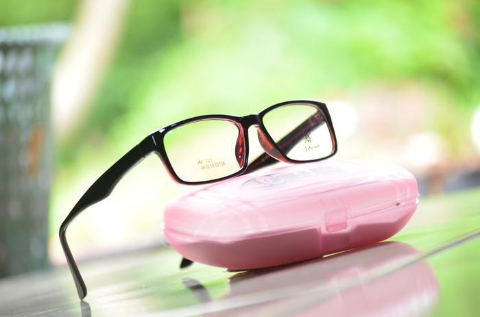 Kacamata Minus Athena 121 (Frame+Lensa) Anti Radiasi