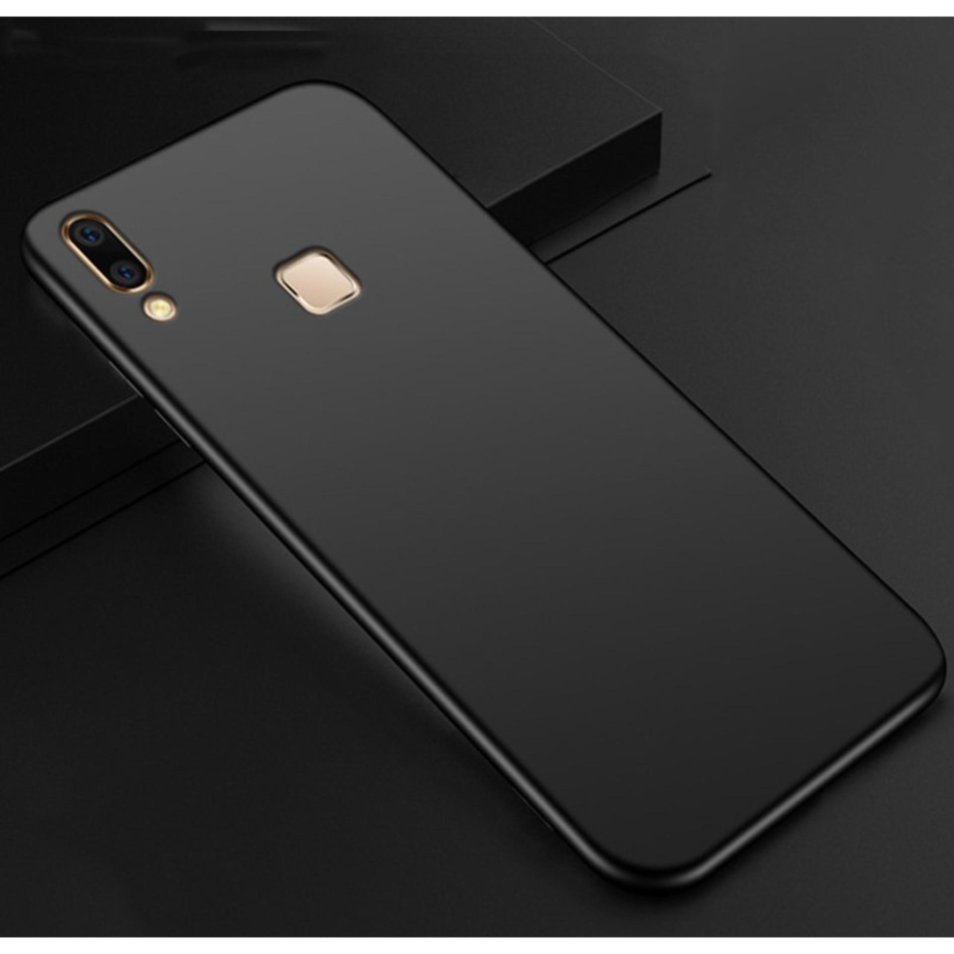 Buy Sell Cheapest Silicone Back Cover Best Quality Product Deals Case Iphone 6 6s Anti Crack Shock Softcase Ultrathin Clear Tpu Ultra Thin Soft Black Matte Frosted Fingerprint For Vivo