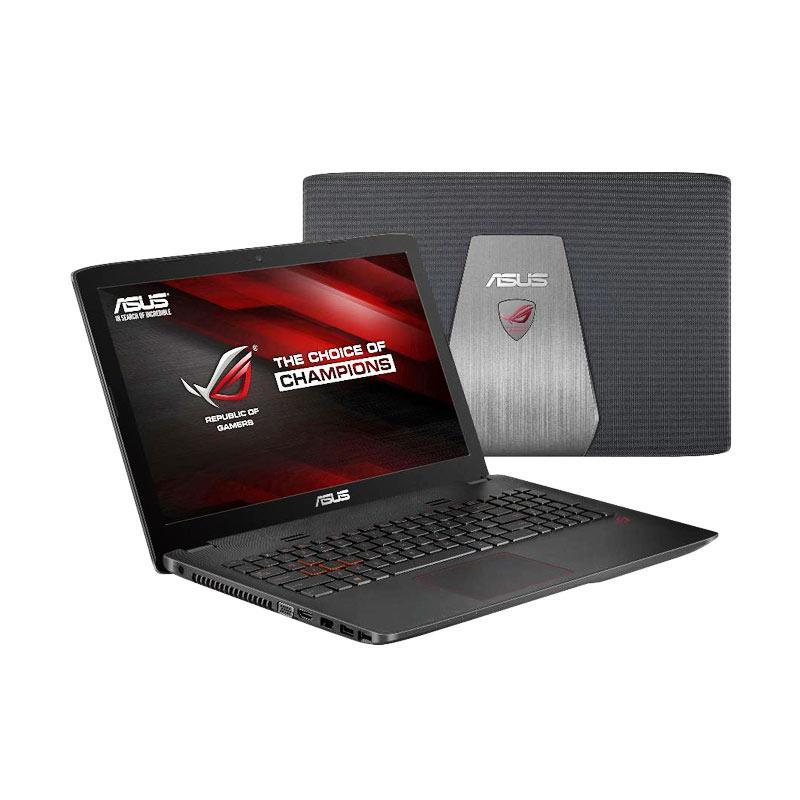 Asus ROG GL552VX Kaby Lake Notebook [I7 7700HQ/4GB/1TB/GTX950M 4GB/W10/15.6