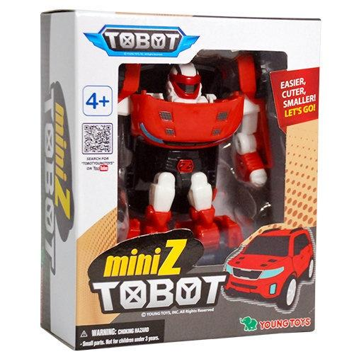 Hazzid Tobot Mini Z Transform Helikopter Mainan Anak Koleksi 4576e24c3c