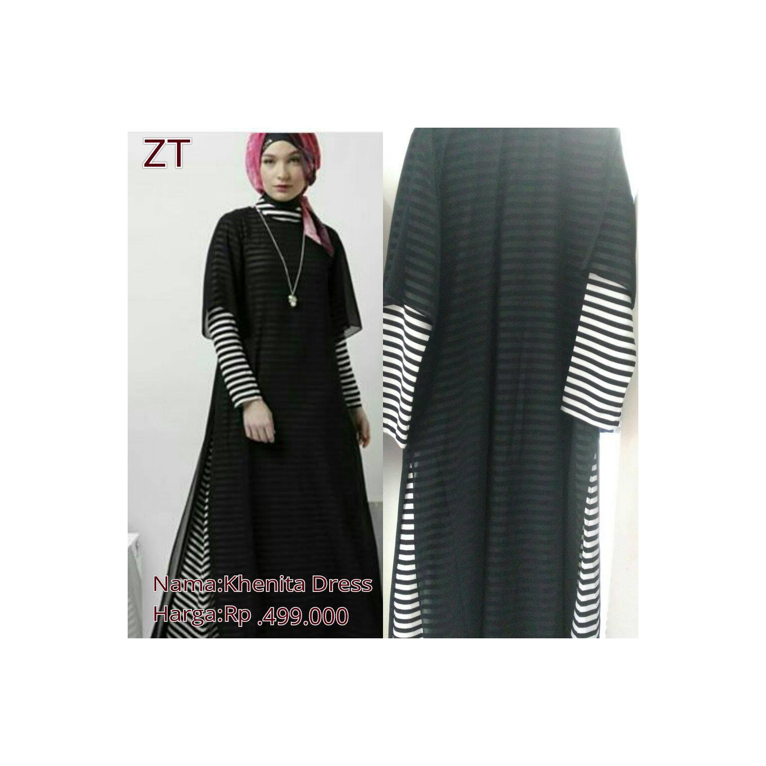 Zoya Gamis Khenita Dress