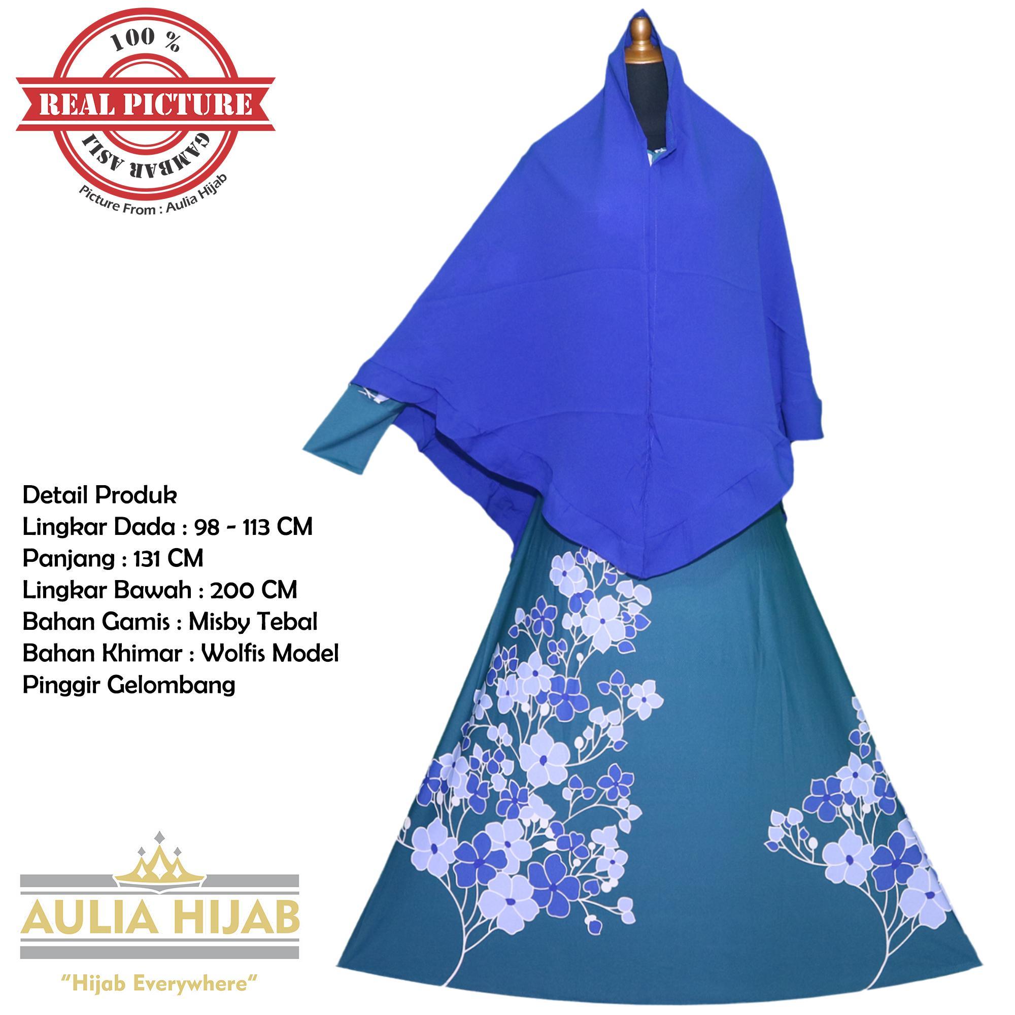 Aulia Hijab - New Lyra Syar'i INCLUDE KHIMAR/Gamis Syar'i/Gamis Misby/Gamis Wolfis/Gamis Laser/Gamis Murah/Gamis Terbaru/Gamis Jilbab/Gamis Plus Jilbab/Gamis Jilbab Panjang/Gamis Plus Khimar/Gamis Pesta/Gamis Cantik