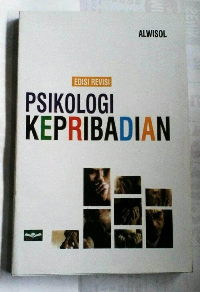 Best Seller!! Psikologi Kepribadian Edisi Revisi Alwisol - ready stock