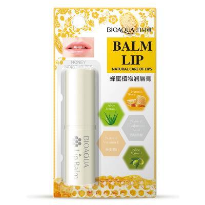 Allin 达润 Lipstik Alami Tanaman Lipstik Pelembab Penambah Cairan