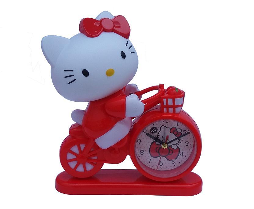 Hello Kitty Karakter Jam Meja Dekotarif HK-6701 4b556e06c4
