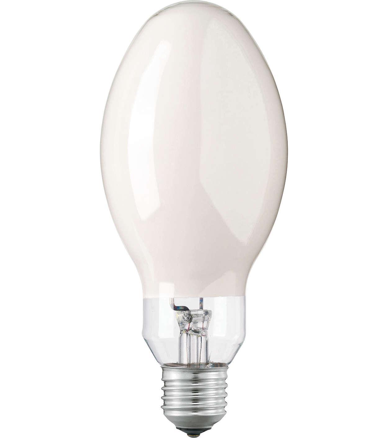 LAMPU MERCURY PHILIPS HPL-N 250W/542 E40 HG