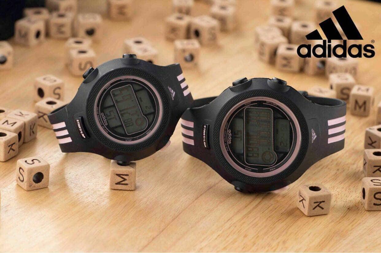 Daftar Harga Jam Tangan Adidas Karet Termurah Terbaru November 2018 Adp3156 Couple Rubber Black Brown
