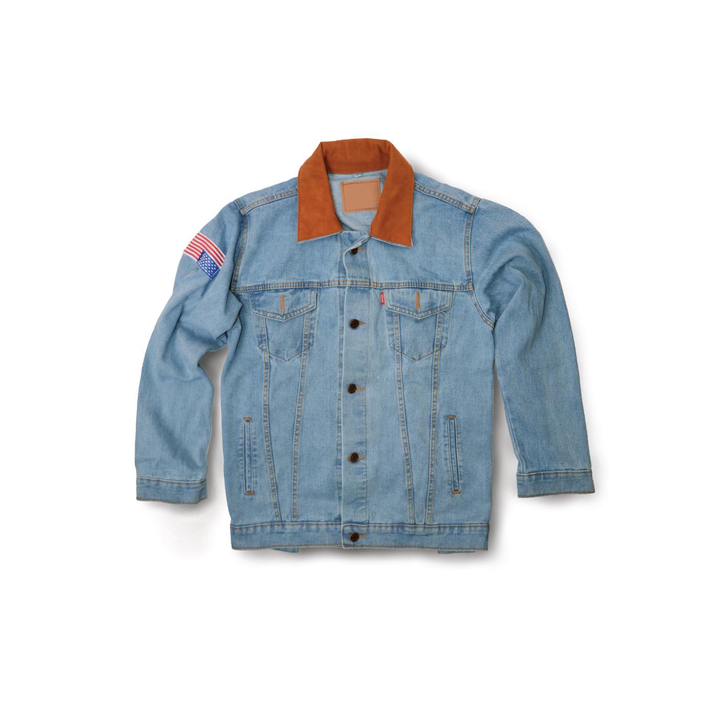 Jaket Kulit - Jaket Jeans Dilan 1990