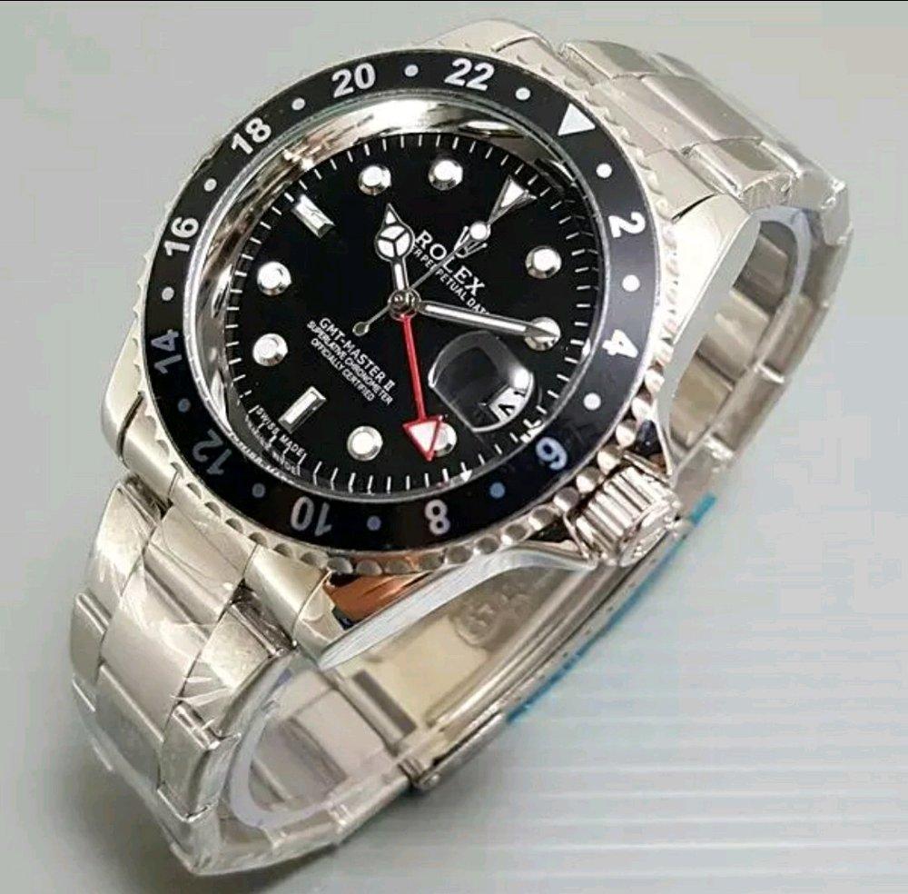 Jam Tangan Pria Automatic GMT Master Tanggal